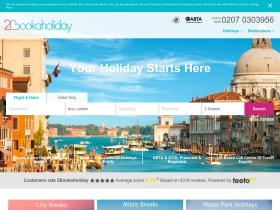 2Bookaholiday Voucher Code
