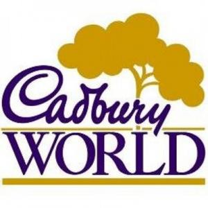 Cadbury World Voucher Code