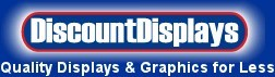 Discount Displays Voucher Code