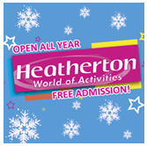 Heatherton World Of Activities Voucher Code