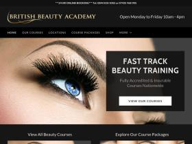 British Beauty Academy Voucher Code