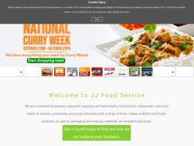 JJ Food Service Voucher Code